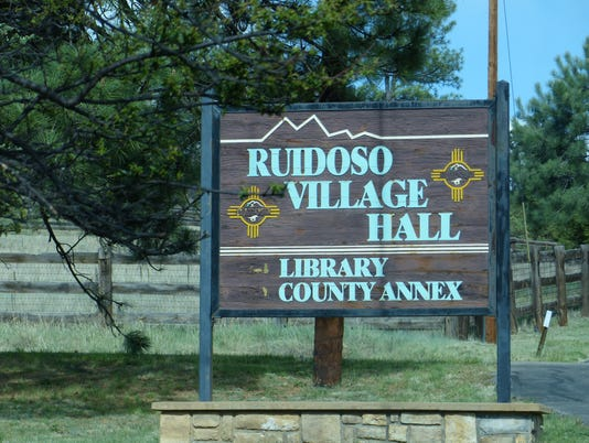 ruidoso village hall