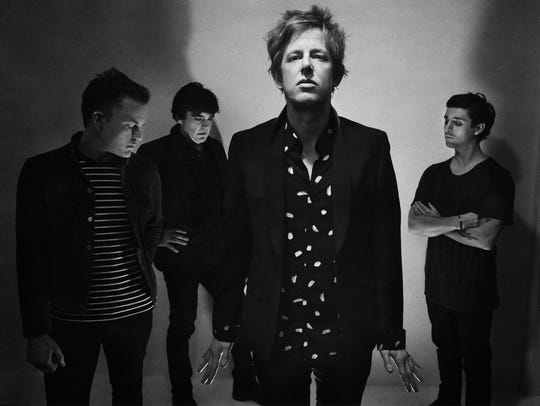 Spoon rocks Camden on Saturday as part of the XPoNential