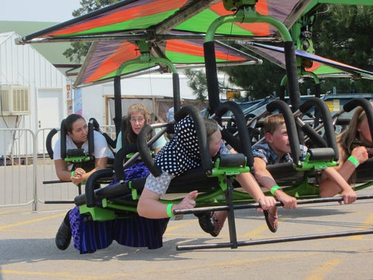 The Mighty Thomas Carnival returns to Montana State Fair for its 25th straight year in 2018.