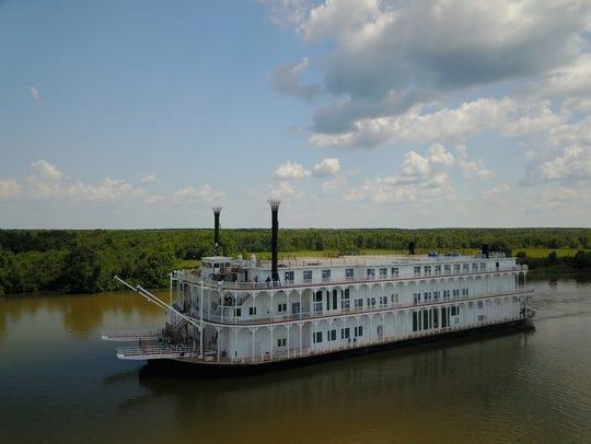 The 166-passenger American Duchess,