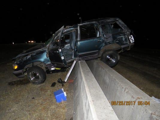 Oregon State Police investigate fatal crash on I-5