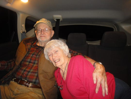Four years ago, Anne McKinley's husband of 59 years,