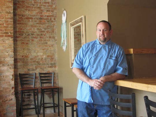 Mike Hallahan is one of six partners in Enbar, a new bar and restaurant coming to Great Falls.