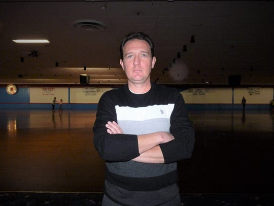 Mike Nazzaro, the manager of the Kendall Park Roller