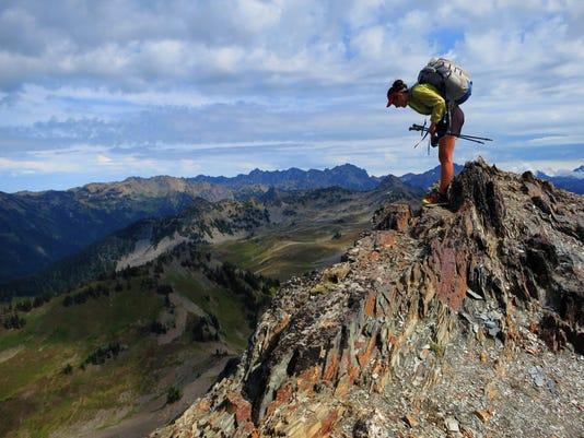 636474622308823640-Liz-Thomas-on-Sentinel-Peak-in-Olympic-NP-by-Grant-Sible.JPG