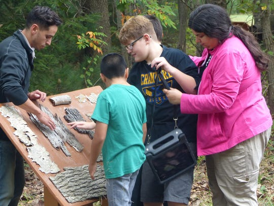 A wheelchair accessible Nature Trail for Academy Learning