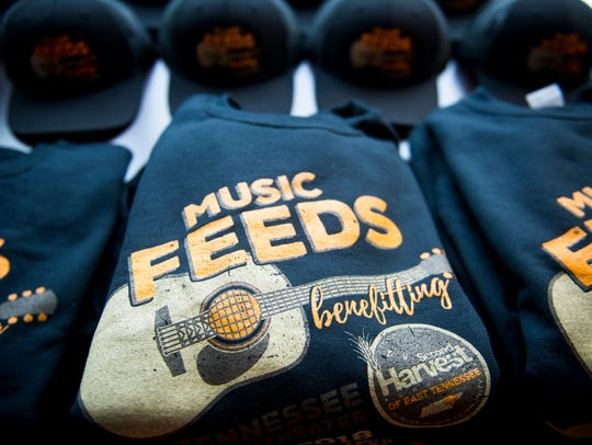 "The ""Music Feeds"" concert series to be held at the"