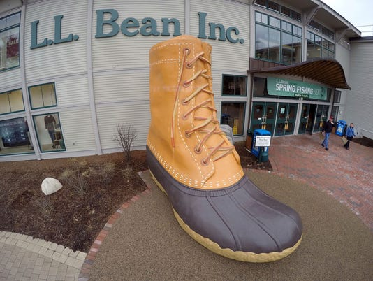 AP LL BEAN RETURNS F FILE A USA ME