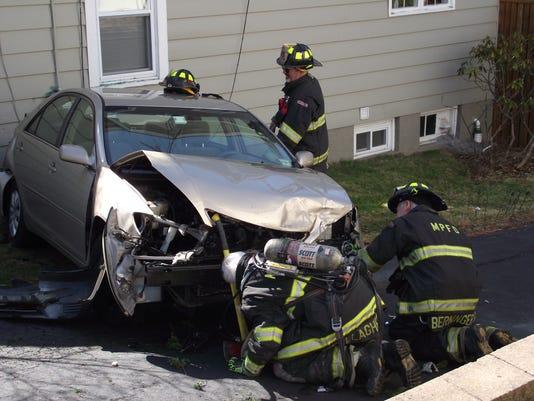 Midland Park Accident