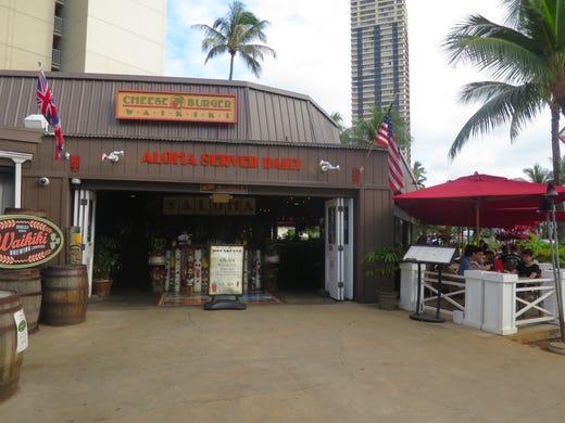 Hawaii's Cheeseburger in Paradise restaurants and breweries