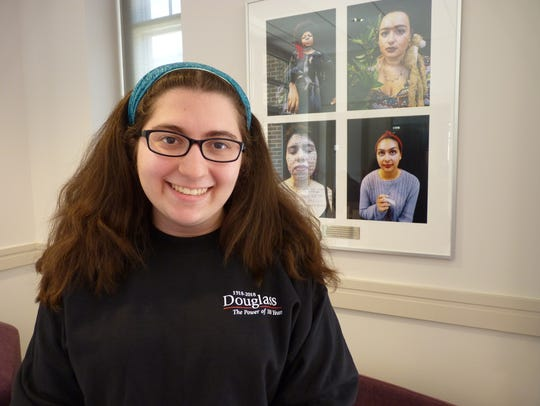 Christy Arsenis, a third-year Rutges student, attended