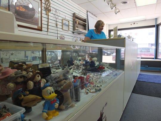 Katrina's Vintage Shop, 1218 Milwaukee Ave., opened