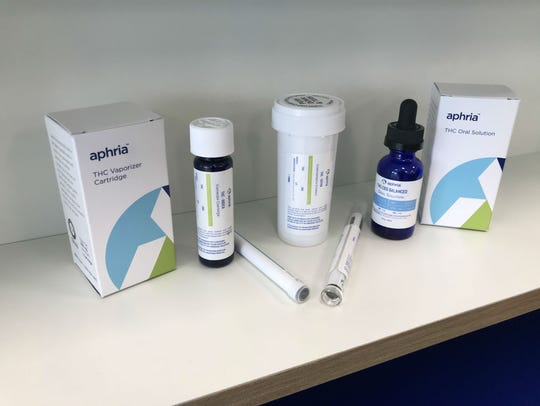 Liberty Health Sciences medical marijuana products