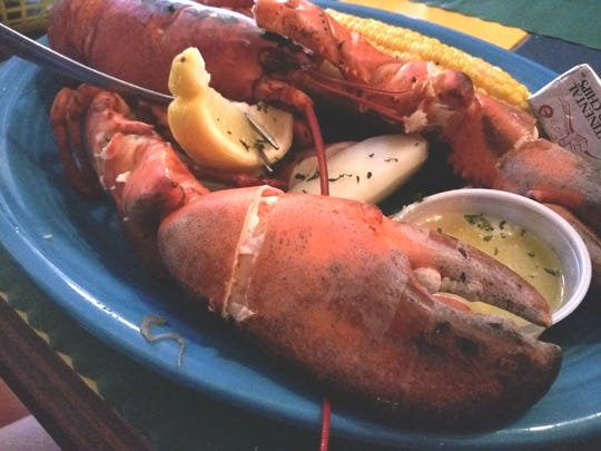 Lobster lovers will want to mark their calendars with a big star on Wednesdays. That's the day The Fishack serves up their deliciously sweet fresh boiled Maine lobsters.