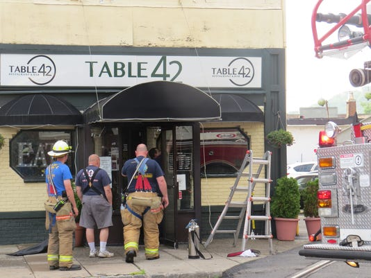 Table 42 fire Dover