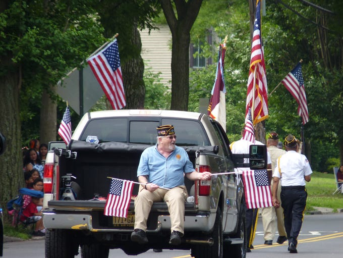 Hundreds of people turned out to Plainfield on July