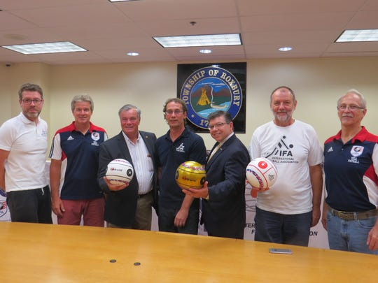 Organizers of the 2018 Under 18 World Fistball championships