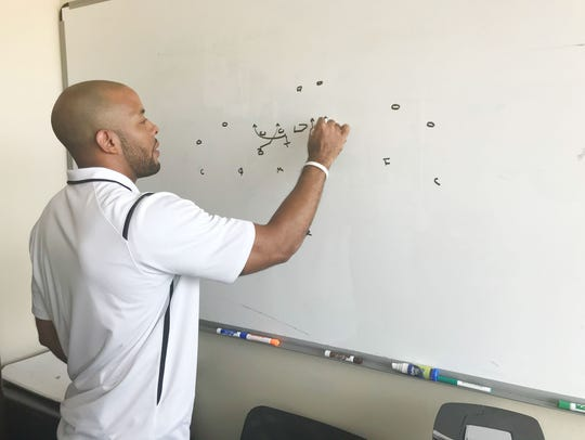 Brandon Sharp discusses defensive alignments and coverage