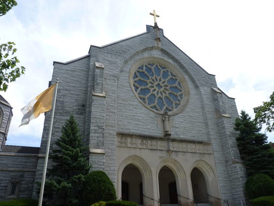 St. Francis of Assisi Cathedral in Metuchen, one of