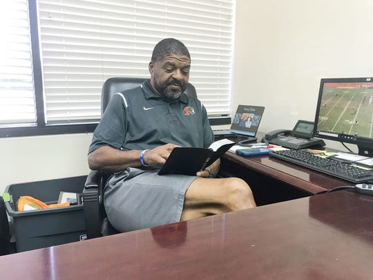 James Spady brings a spiritual essence to his coaching