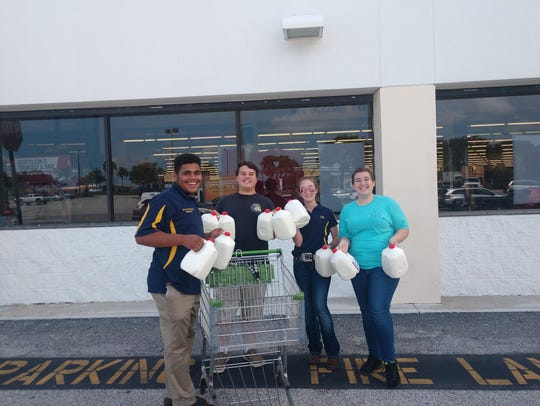 Fort Pierce Westwood FFA Chapter participated in the