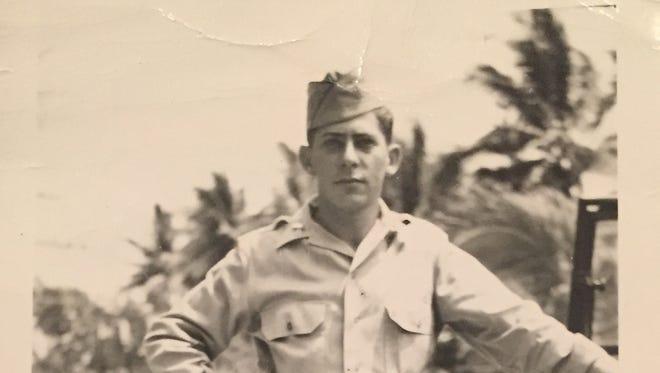 Mickey Shepard, World War II Veteran, U.S. Army, Rancho Mirage