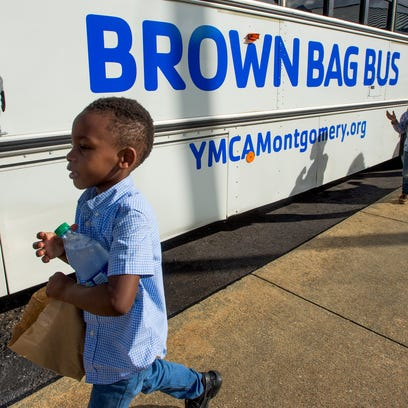 'Operation: Brown Bag' feeds, educates children