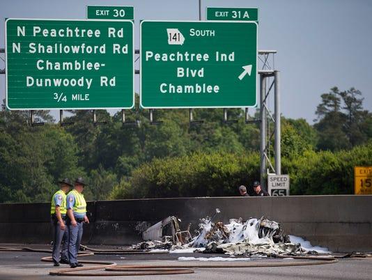Plane crash victims on way to Ole Miss graduation