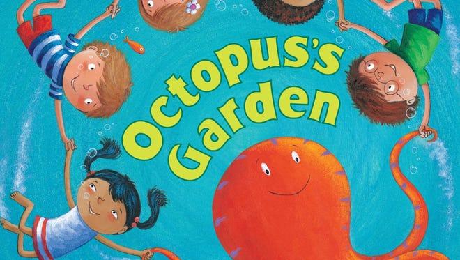 Ringo Starr's 'Octopus's Garden' book hits shelves on Feb. 4.