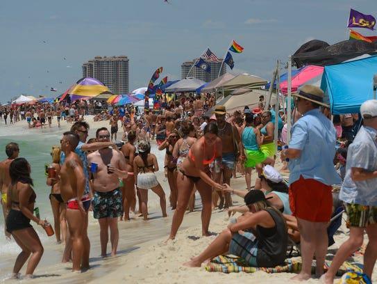 Memorial Weekend brings the LGBT community to Park