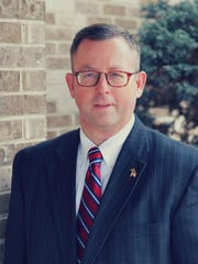 Educator and administrative pastor Jeff Griffith of Lebanon is running for Pennsylvania's 101st Legislative District seat.