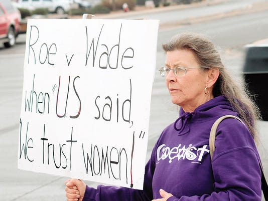 We Trust Women file photo