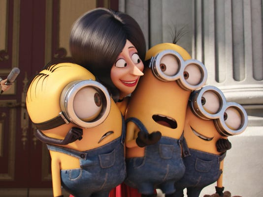 Film Review Minions 3