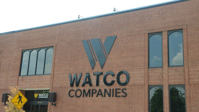 Watco Companies will soon begin providing rail services to six Dow Inc. locations in the U.S. and Canada. -- JONATHAN RILEY/THE MORNING SUN