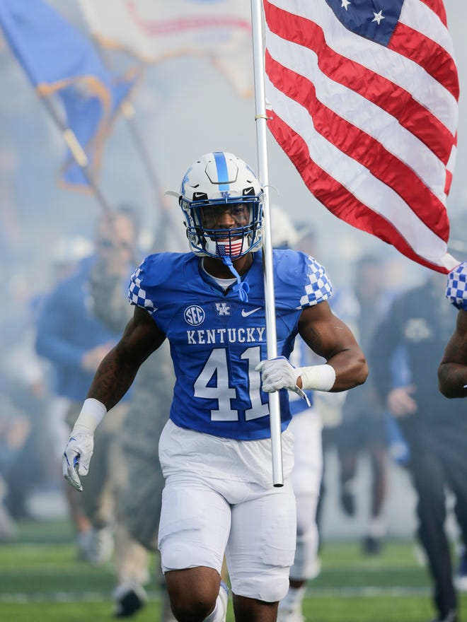 Nfl Draft 2018 Meet Other Josh Allen Who Could Be An Early Draft Pick