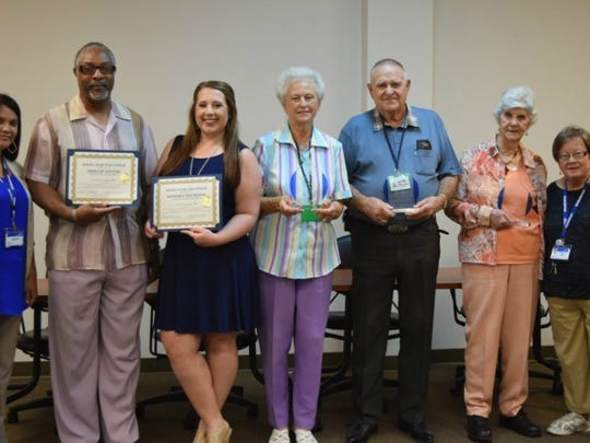 Volunteers with the Concho Valley Long-Term Care Ombudsman program serve as advocates for residents of nursing homes and assisted living facilities.