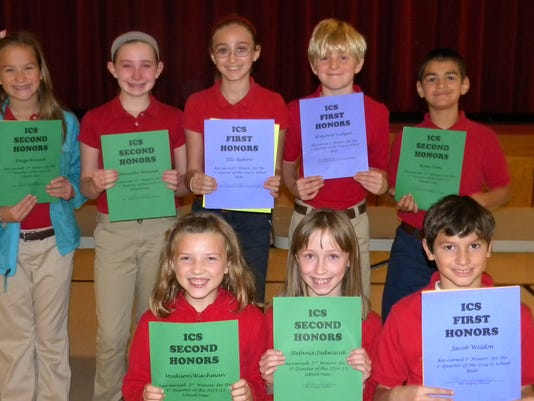 PTC 1117 honors assembly