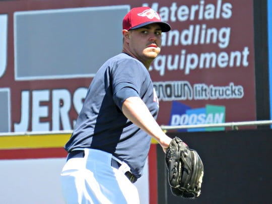 Jeremy Horst will start for the Somerset Patriots Friday night