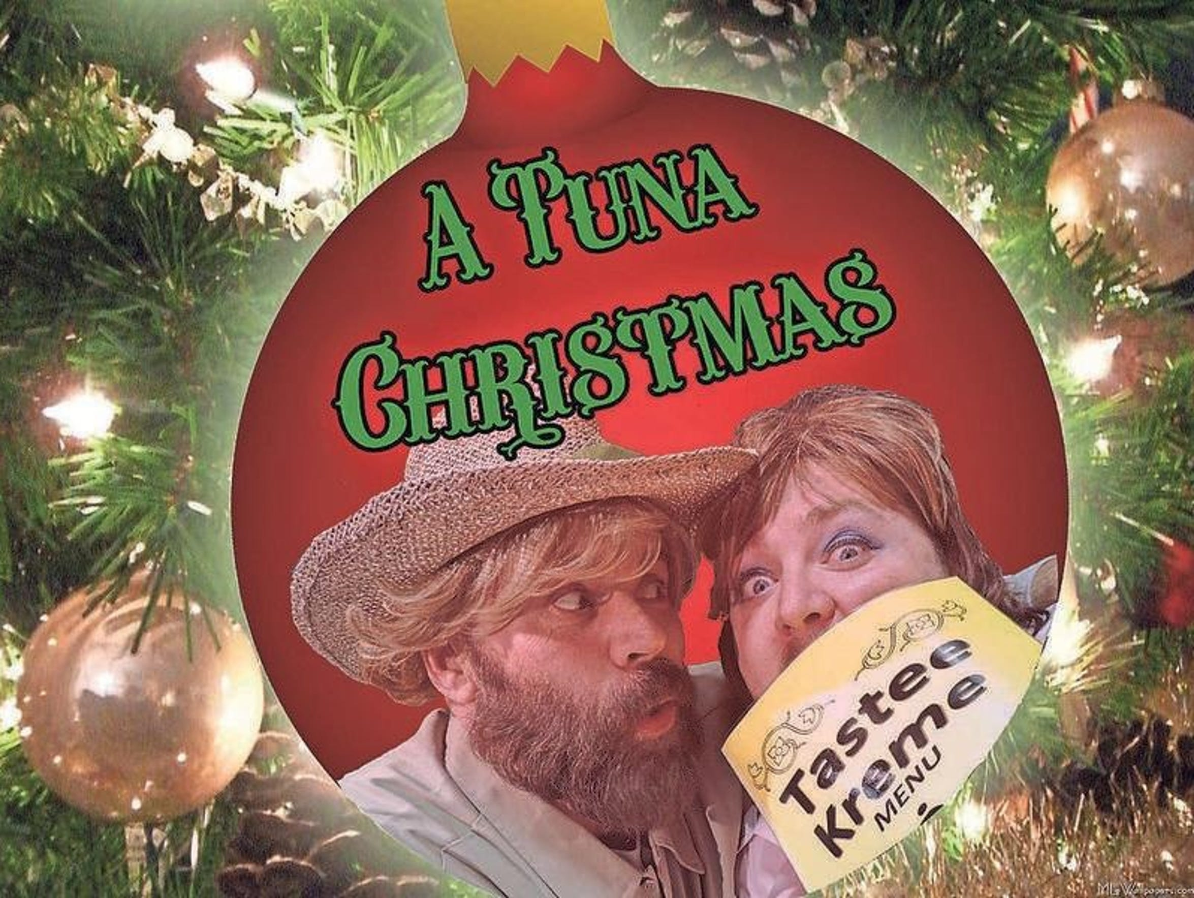 'A Tuna Christmas' is on stage at The Arts Center of