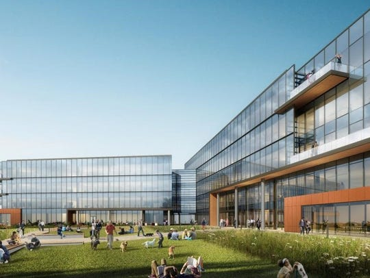 Mars Petcare's new U.S. headquarters at Ovation would