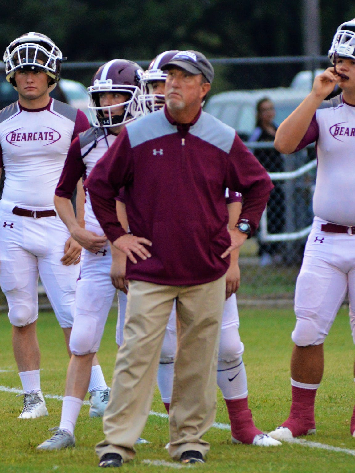 De Leon coach David Yeager retired prior to the 2019 season. Yeager spent seven years leading the Bearcats, going 52-33, as part of a 32-year coaching career.