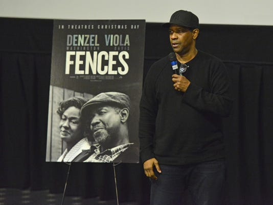 FENCES Cast & Crew Special Screening In Pittsburgh