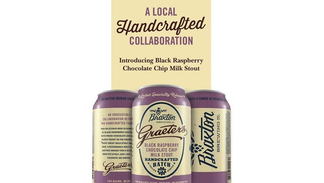 Graeter's and Braxton got together to create this beer.