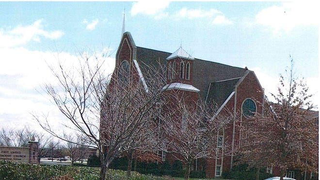 First United Methodist Church is lcoated at 265 W. Thompson Lane in Murfreesboro.