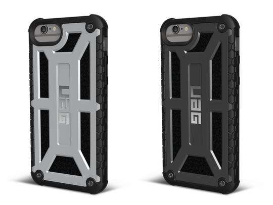 Save the new iPhone 7 from drop damages with UAG's