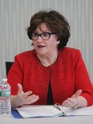 MaryEllen Elia, the New York State Education Commissioner,