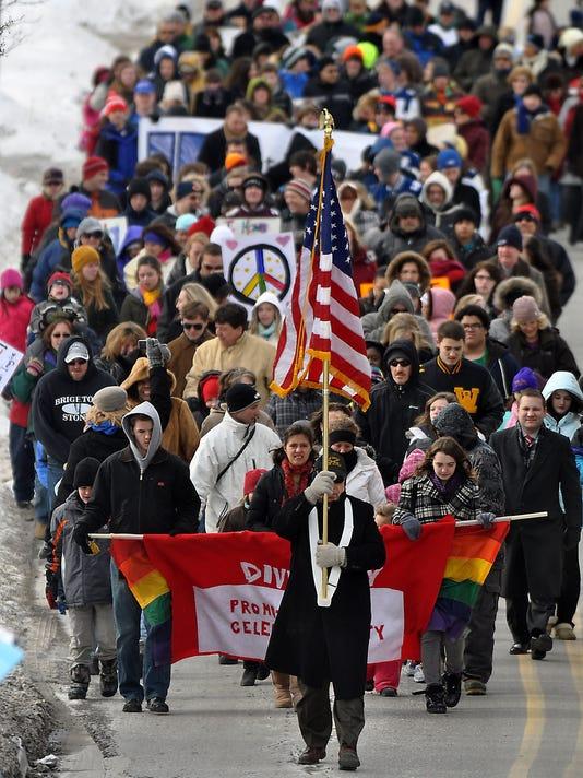 MTO mlk day - marchers