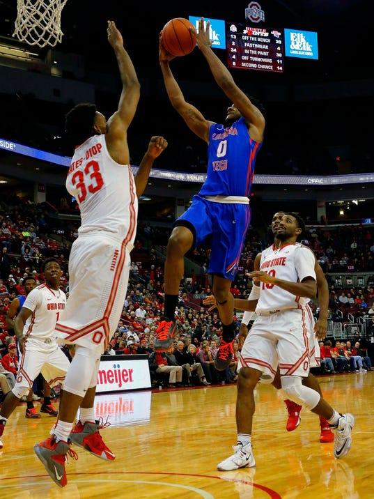 NCAA Basketball: Louisiana Tech at Ohio State