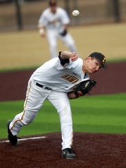 Calvin Mathews was a stalwart in Iowa's rotation for