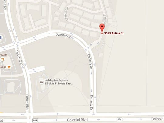 Fort Myers police are conducting a death investigation at 3529 Antica Street.
